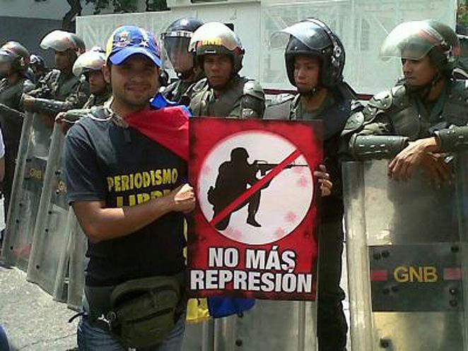 venezuela protesta
