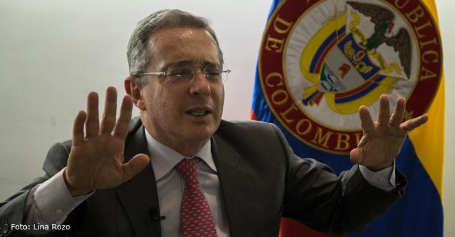 ¡Qué vergüenza con EEUU, hoy estamos peor en narcotráfico: Uribe Vélez
