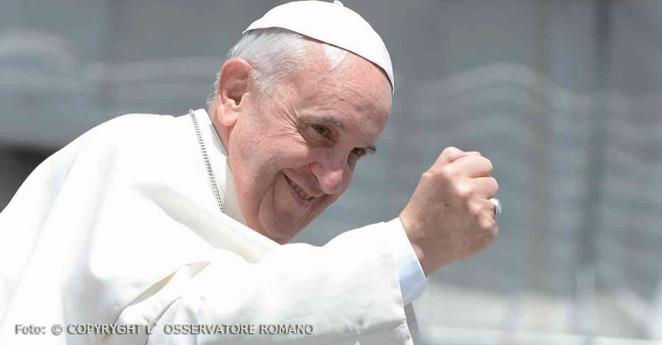 Intereses particulares frenan la lucha contra el hambre: Papa Francisco