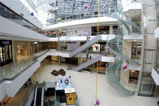 plaza braisl centro comercial santafe
