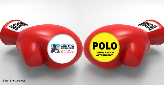 Puja entre Polo y uribismo por cupo en mesa directiva del Congreso