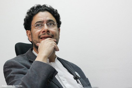 Ivan Cepeda Representante a la Camara