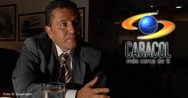 Juan Carlos Giraldo, exeditor de RCN, en la mira de Noticias Caracol