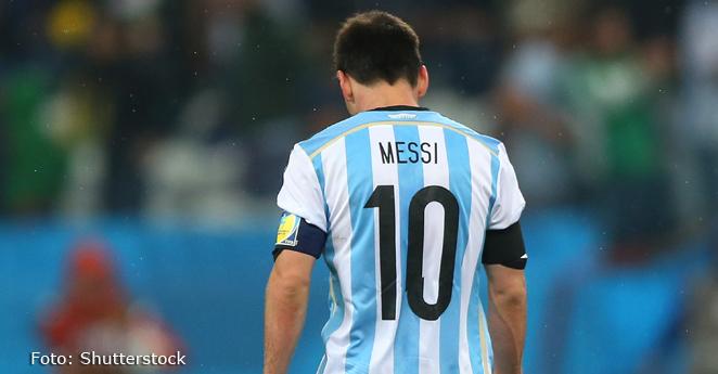Lionel Messi P ok