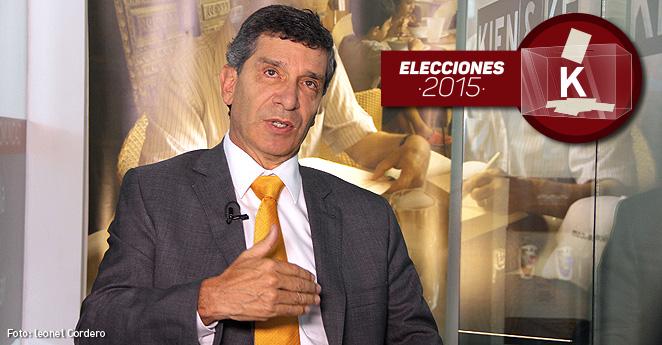 """""""El refrito"""" contra Rafael Pardo"""