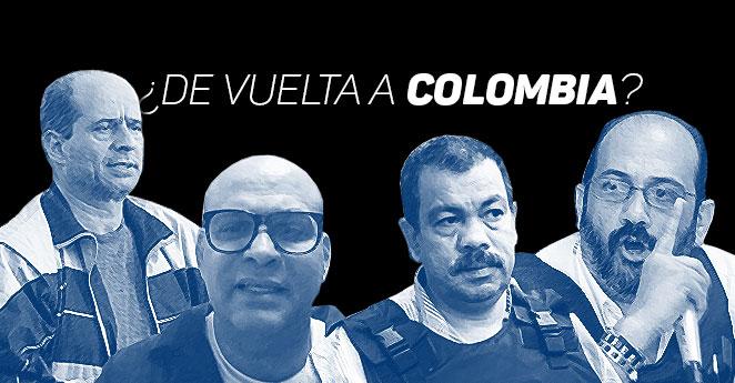 'Simón Trinidad', Mancuso y Lehder hermanados por esta iniciativa