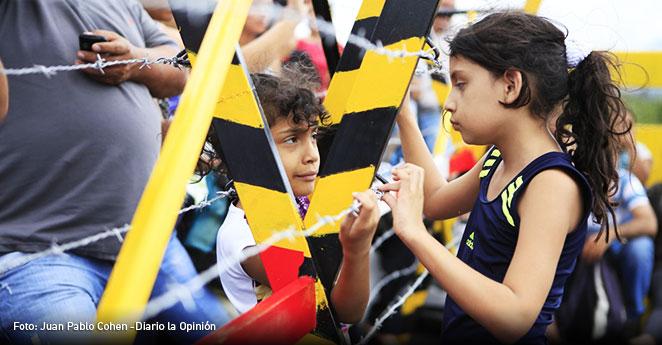 Asamblea Nacional venezolana evalúa situación de cierre de frontera