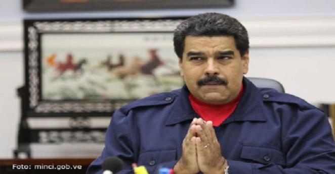 Maduro insta a reconocer en paz resultados electorales de este domingo