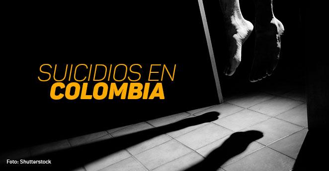 Febrero: el mes elegido por muchas mujeres colombianas para suicidarse
