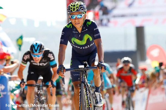 Nairo mantiene el liderato en la Vuelta a Cataluña