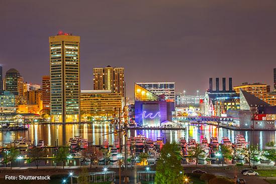 Baltimore-Maryland