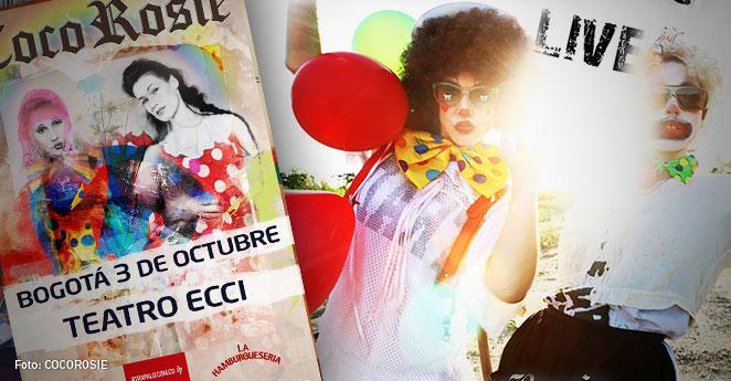 Bogotá recibirá por primera vez a CocoRosie