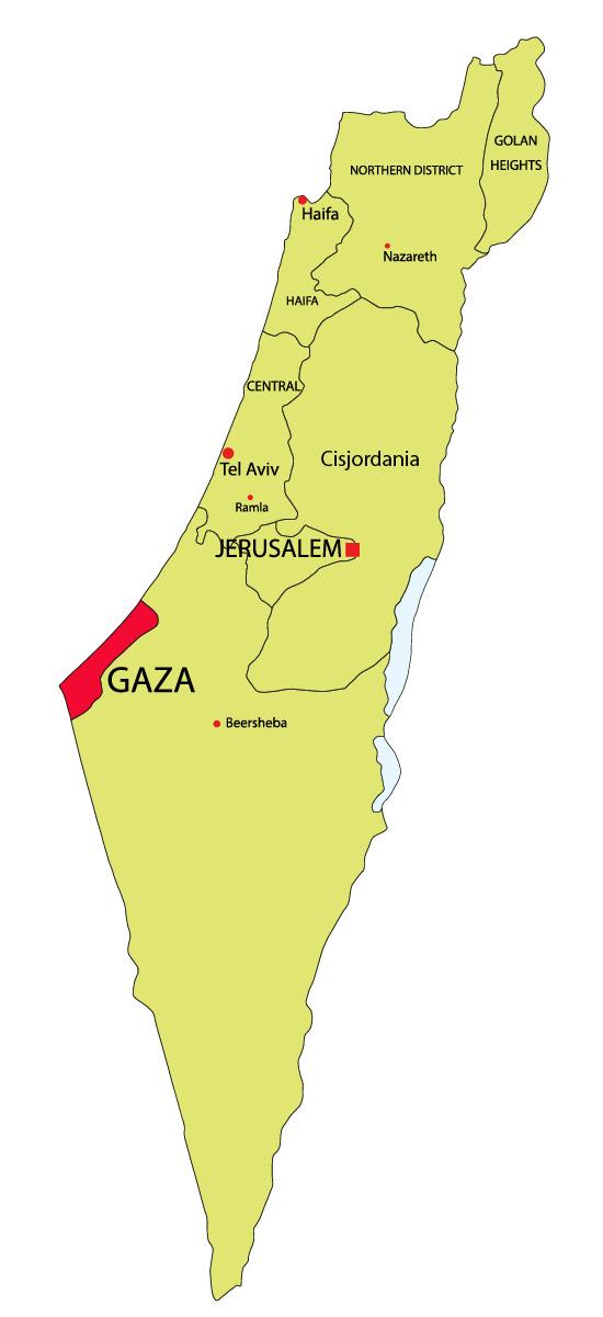 Mapa Gaza-01