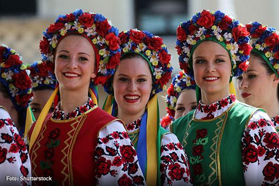 Paise Mujeres Ucrania