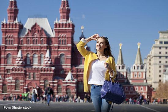 Pais mujeres de Rusia
