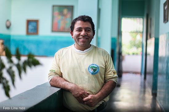 Silvio Ruiz Lider Reciclador-