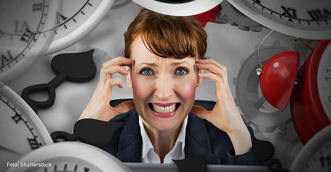 ¿Cómo lidiar con la ansiedad y el estrés?