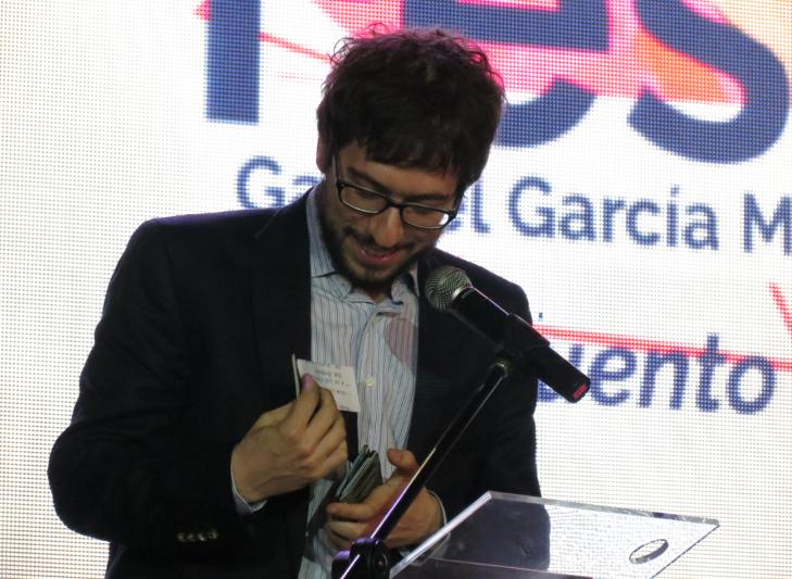 ganador texto premio gabriel garcia