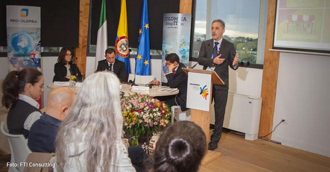 Colombia se destaca en Italia como escenario para el cine internacional