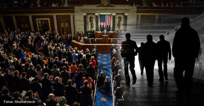 La 'pandilla' de congresistas gringos que respalda a Donald Trump