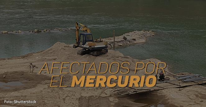 Alerta en Antioquia y Bolívar por presencia de mercurio