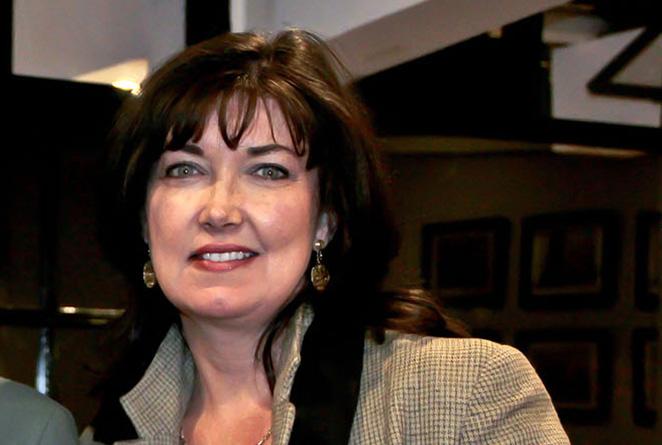 La nueva directora del Centro Colombo Americano de Bogotá