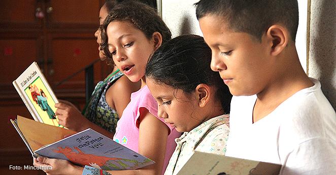 10 millones de libros para leer en 'Leer es mi cuento'