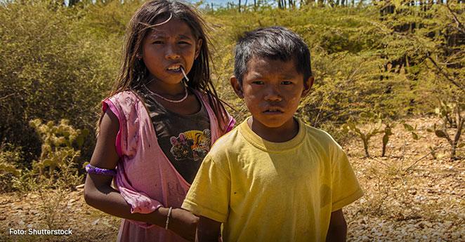 Horror: este año 7 niños muertos por hambre