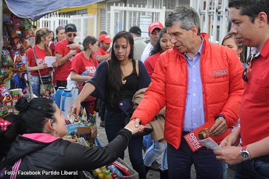 Partido liberal_Rafael Pardo