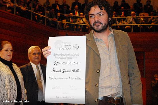 La primera amenaza de muerte que no silenció a Pascual Gaviria
