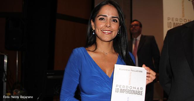 Claudia Palacios, la mujer de las noticias en Canal Capital