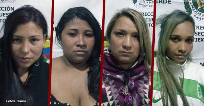 Las prostitutas que secuestraban y robaban a sus clientes