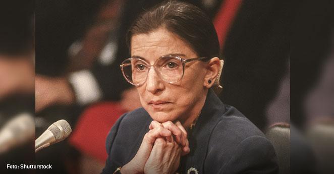 La jueza a la que tratan como estrella de rock en EE.UU.