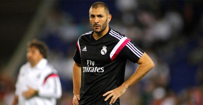 Benzema declara bajo arresto en investigación por chantaje a Valbuena