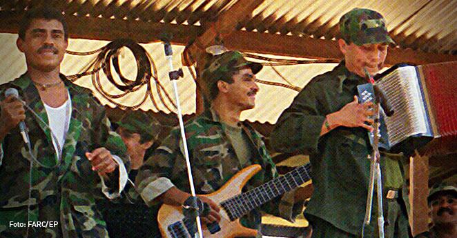 Canciones de las FARC P