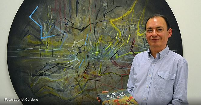 El pintorCarlos Salas inaugura la Semana Art Basel en Miami