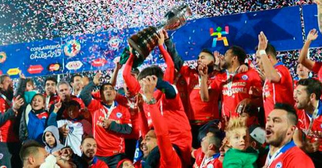 Definidas las diez sedes para la Copa América Centenario