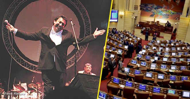 Se embolató en el Congreso proyecto para homenajear a Diomedes