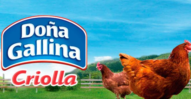 Doña Gallina dice que su granja sí existe