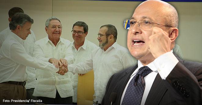 """El anuncio del Fiscal contra el M19 y la """"incertidumbre"""" que genera en La Habana"""