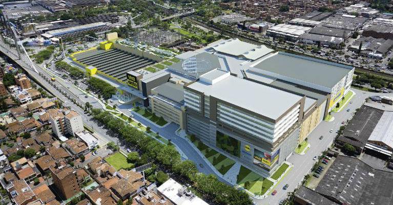 Grupo Éxito construirá el centro comercial más grande de Colombia