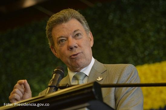 Presidente Santos recibe apoyo del Consejo de Seguridad de la ONU
