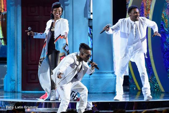 Latin Grammy CHOCQUIBTOWN