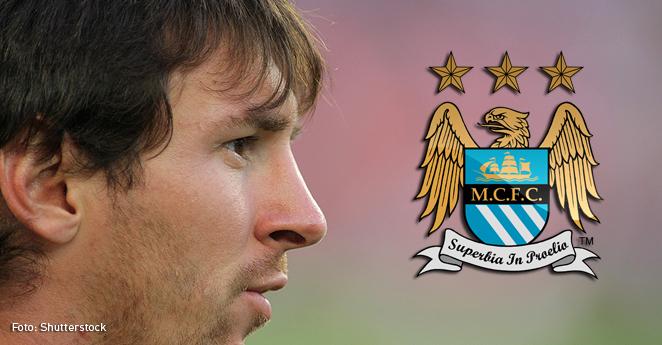 El sueldo que ganaría Lionel Messi en el Manchester City