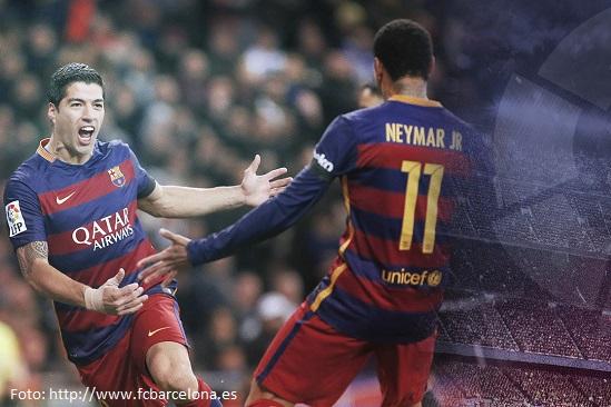 El Barcelona golea al Real Madrid en el Bernabéu