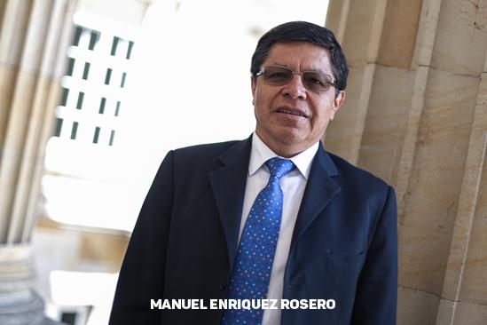 Manuel Enriquez Rosero