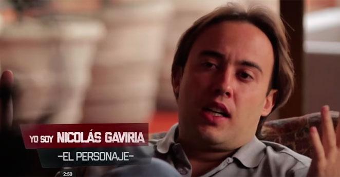 Nicolás Gaviria quiere enseñarle a usted a beber responsablemente