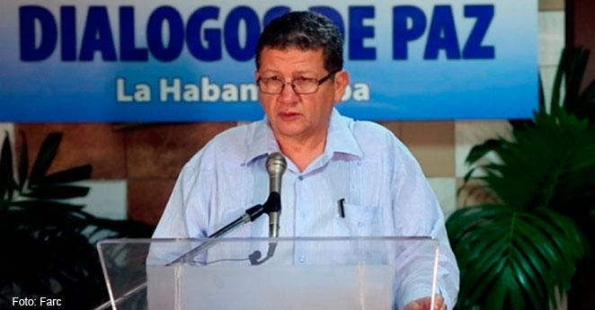 Farc celebra indulto que gobierno le dio a 30 guerrilleros