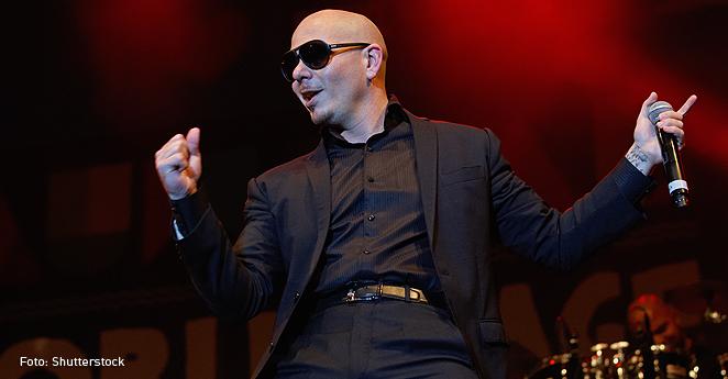Pitbull no dejó ganar a los colombianos