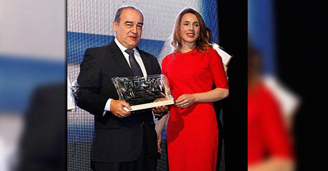 Gerente general de Isagen reconocido como líder en sustenibilidad